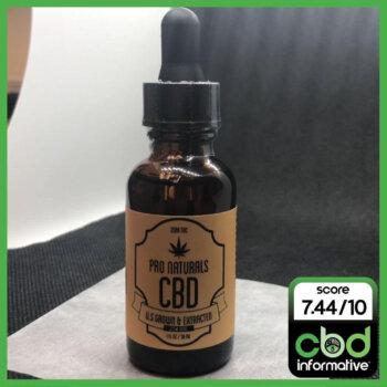 Pro Naturals CBD Tincture