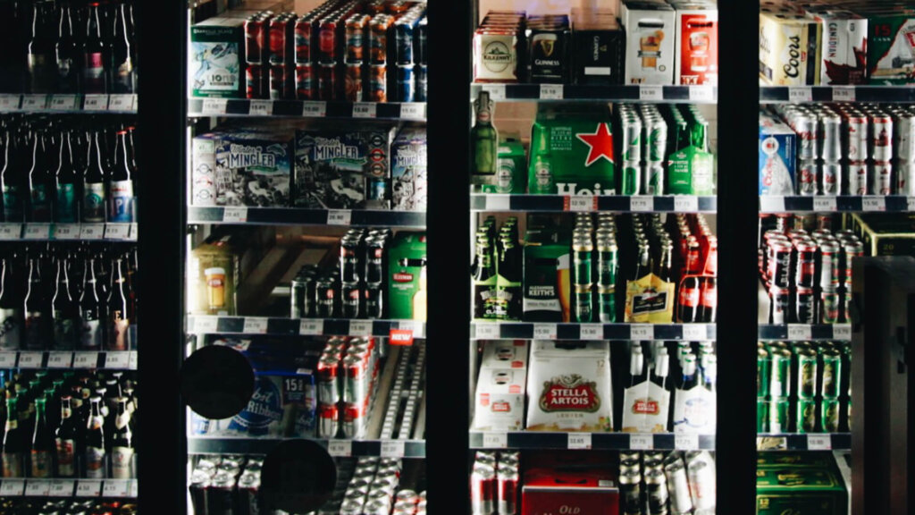 A Bit About Booze: Typical Beer and Alcohol Selection at your Local Convenience Store