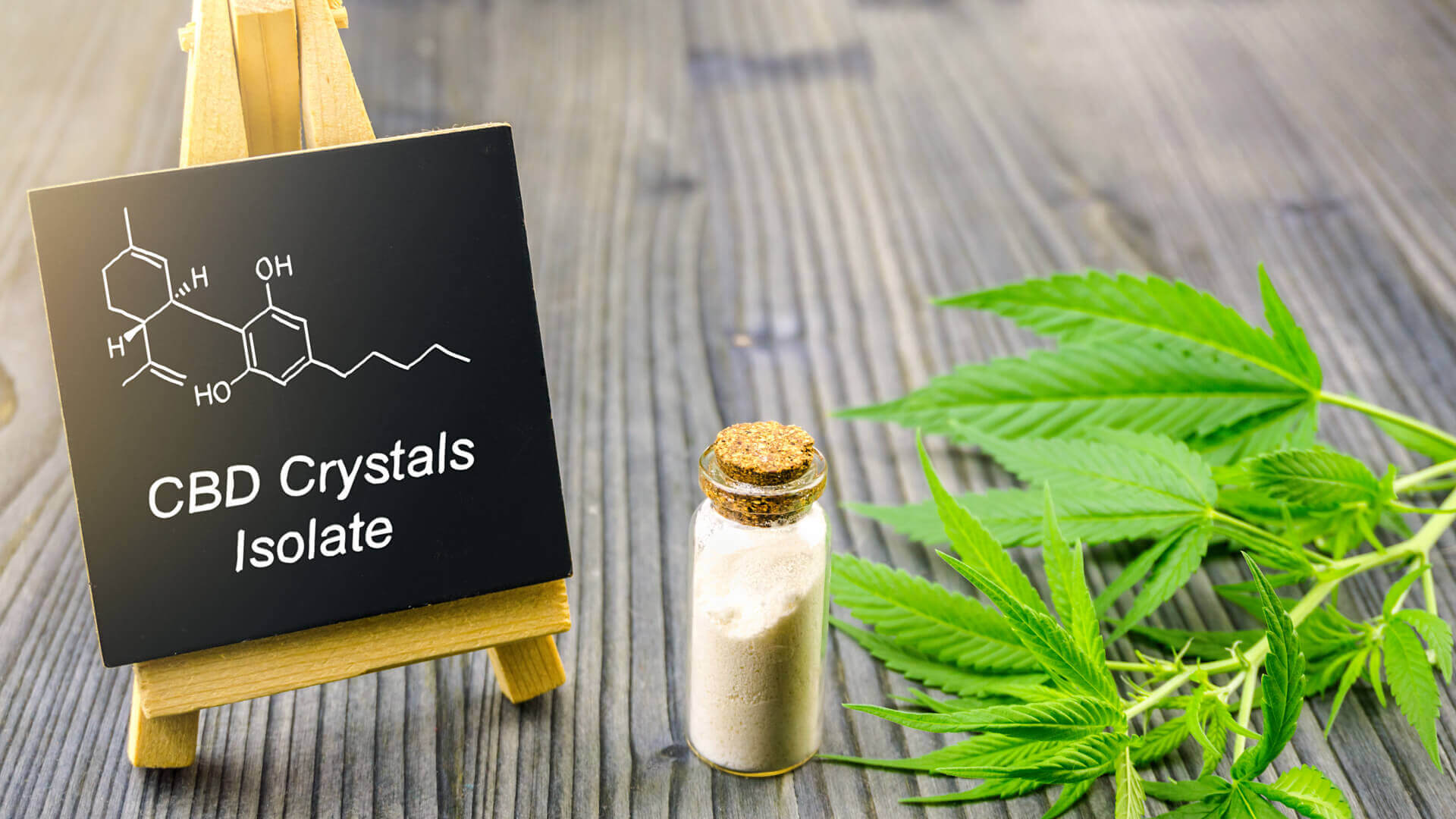 Isolate CBD: Information, Pros and Cons